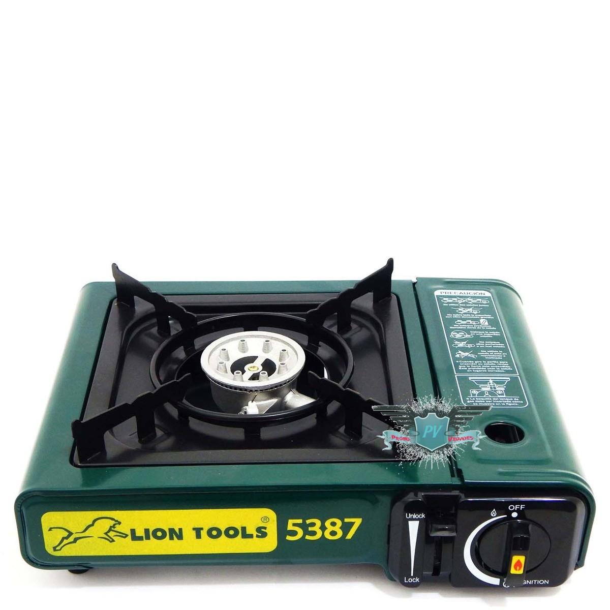 Promovedades estufa portatil de gas butano campismo - Estufas de gas para interior ...