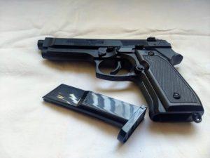 pistola de balines BERETTA power line