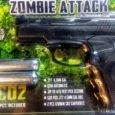 Pistola de co2 zombie attack